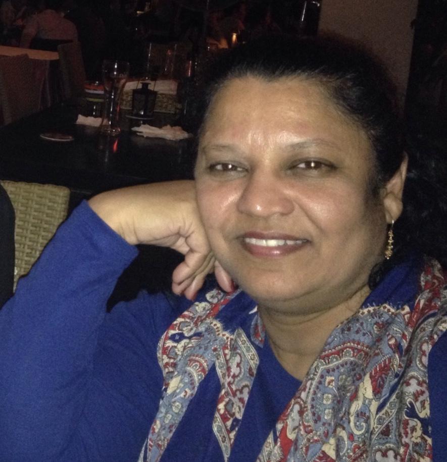 Shailaja Nair